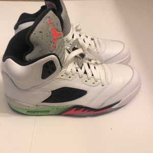 Jordan 5 Retro Poison Green